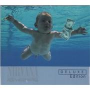 Nirvana (US) Nevermind - Deluxe Edition UK 2-CD album set