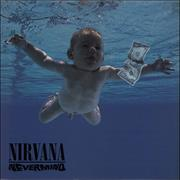 Click here for more info about 'Nirvana (US) - Nevermind - Display Flat'