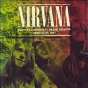 Click here for more info about 'Nirvana (US) - Olympia Community Radio Session April 17th 1987'