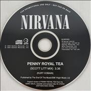 Click here for more info about 'Nirvana (US) - Penny Royal Tea - Scott Litt Mix'