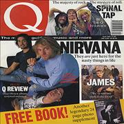 Click here for more info about 'Nirvana (US) - Q - April 1992'