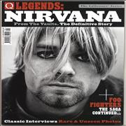 Click here for more info about 'Nirvana (US) - Q Legends: Nirvana'