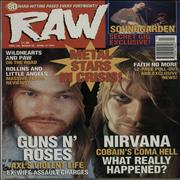 Click here for more info about 'Nirvana (US) - Raw No.146'