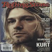 Click here for more info about 'Nirvana (US) - Rolling Stone - April 23rd 2015'