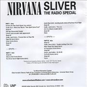 Click here for more info about 'Nirvana (US) - Sliver - The Radio Special'