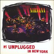 Click here for more info about 'Nirvana (US) - Unplugged In New York - 180gram Vinyl'