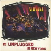 Click here for more info about 'Nirvana (US) - Unplugged In New York - 180gm'