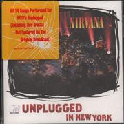 Click here for more info about 'Nirvana (US) - Unplugged In New York'
