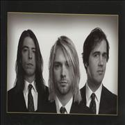 Click here for more info about 'Nirvana (US) - With The Lights Out'