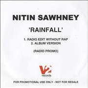 Click here for more info about 'Nitin Sawhney - Rainfall'