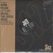 Click here for more info about 'Nitro Deluxe - Let's Get Brutal / This Brutal House'