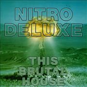 Click here for more info about 'Nitro Deluxe - This Brutal House - p/s'