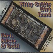 Click here for more info about 'Nitty Gritty Dirt Band - Dirt, Silver & Gold'