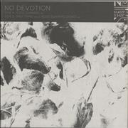Click here for more info about 'No Devotion - 10,000 Summers - Lilac Vinyl'