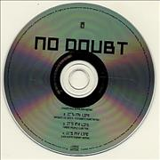 Click here for more info about 'No Doubt - Bathwater - 4 Track Remixes'