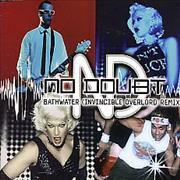 Click here for more info about 'No Doubt - Bathwater - Invincible Overlord Remix'