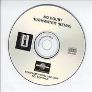 Click here for more info about 'No Doubt - Bathwater - Remix'