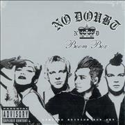 Click here for more info about 'No Doubt - Boom Box - Sealed'