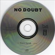 Click here for more info about 'No Doubt - Don't Speak'