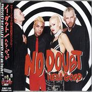 No Doubt Hella Good Japan CD single Promo
