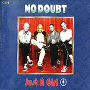 Click here for more info about 'No Doubt - Just A Girl - CD1'