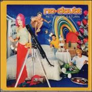 Click here for more info about 'No Doubt - Return Of Saturn'