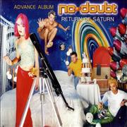 Click here for more info about 'No Doubt - Return To Saturn - Album Sampler'