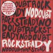 Click here for more info about 'No Doubt - Rock Steady'