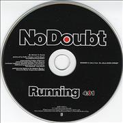 Click here for more info about 'No Doubt - Running'