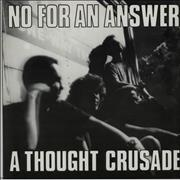 Click here for more info about 'No For An Answer - A Thought Crusade'