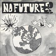 Click here for more info about 'No Future? - Where Do We Go? E.P - Clear Vinyl'