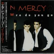 Click here for more info about 'No Mercy - Where Do You Go'