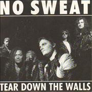 Click here for more info about 'No Sweat - Tear Down The Walls'