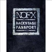 Click here for more info about 'NoFX - Backstage Passport'