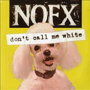 Click here for more info about 'NoFX - Don't Call Me White - White Vinyl'