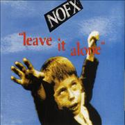 Click here for more info about 'NoFX - Leave It Alone'