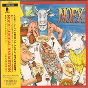 Click here for more info about 'NoFX - Liberal Animation'