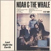 Click here for more info about 'Noah And The Whale - Last Night On Earth + Bonus 7