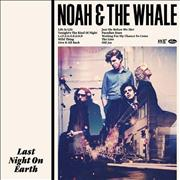 Click here for more info about 'Noah And The Whale - Last Night On Earth'