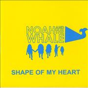 Click here for more info about 'Noah And The Whale - Shape Of My Heart'