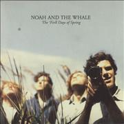 Click here for more info about 'Noah And The Whale - The First Days of Spring'