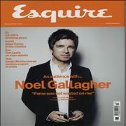Click here for more info about 'Noel Gallagher - Esquire - December 2015'
