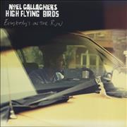 Click here for more info about 'Noel Gallagher - Everybody's On The Run'