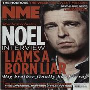 Click here for more info about 'Noel Gallagher - NME - 23rd July 2011'