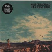 Click here for more info about 'Noel Gallagher - Who Built The Moon? - White Vinyl + Sealed'