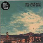 Click here for more info about 'Noel Gallagher - Who Built The Moon? - White Vinyl'