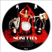 Click here for more info about 'Noisettes - Don't Upset The Rhythm'