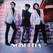 Click here for more info about 'Noisettes - Never Forget You'