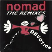 Click here for more info about 'Nomad - (I Wanna Give You) Devotion (The Remixes)'
