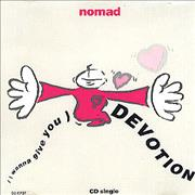 Click here for more info about 'Nomad - (I Wanna Give You) Devotion'